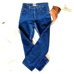 Vintage Nevada High-Rise Slim Fit Mom Jeans